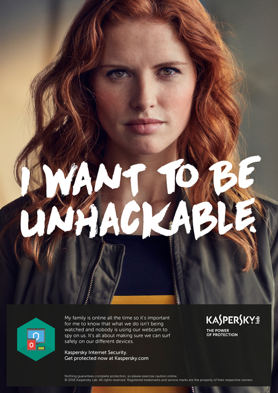 KASPERSKY UNHACKABLE