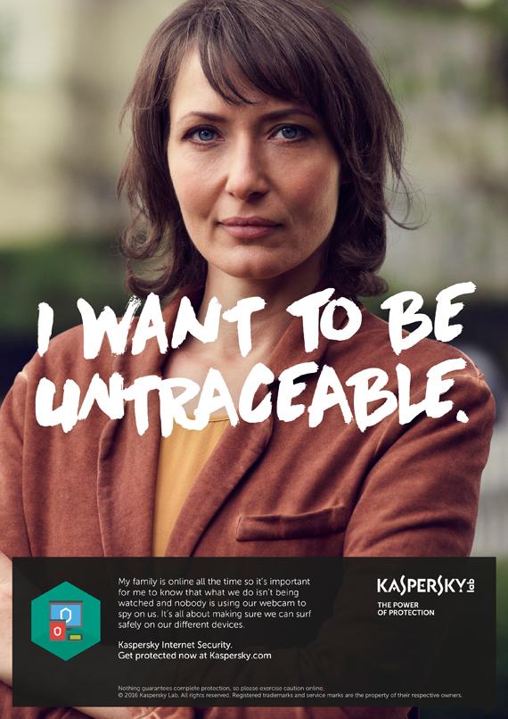 KASPERSKY UNTRACEABLE