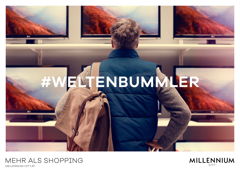 MILLENIUM WELTENBUMMLER 1170